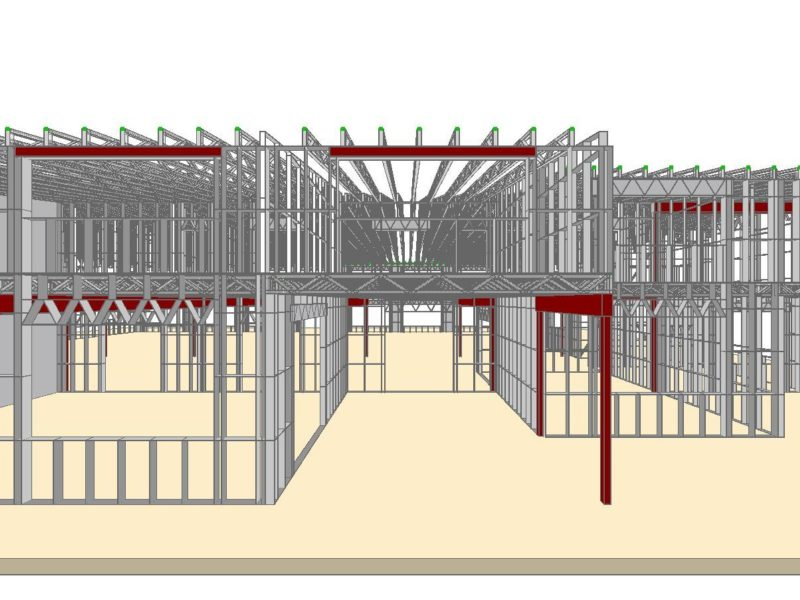 Steel Framing Solutions | Scottsdale Construction Systems